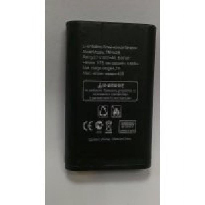 АКБ (Аккумуляторная батарея) для телефона TeXet TM-218