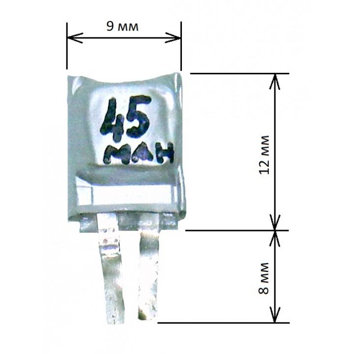АКБ (Аккумуляторная батарея ) для TWS 45 mah. Совместимые устройства: