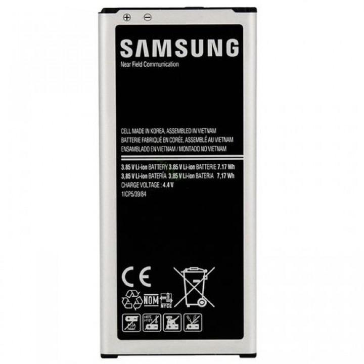 АКБ (Аккумуляторная батарея) для телефона Samsung Galaxy Alpha (EB-BG850BBE) оригинал