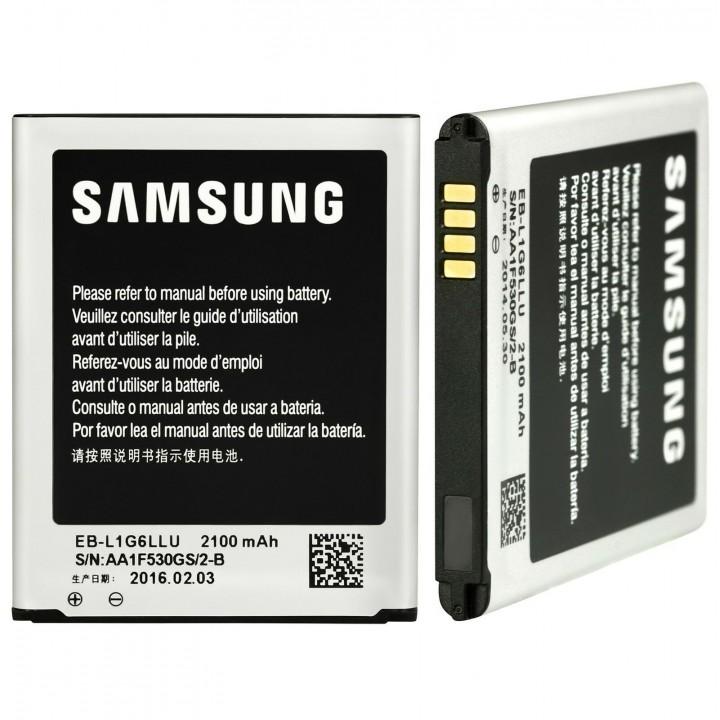 АКБ (Аккумуляторная батарея) для телефона Samsung i9300 Galaxy S III (EB-L1G6LLU) оригинал