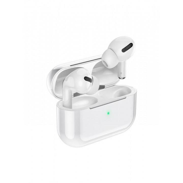 стерео Bluetooth гарнитура Borofone BE48 белый