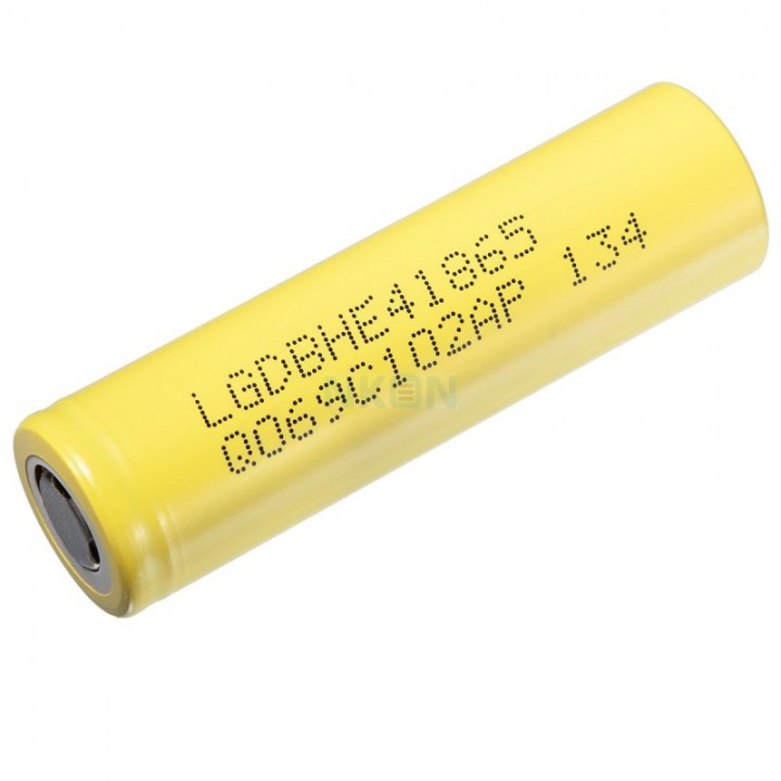 Аккумуляторы LG INR18650MH1 3200 mAh