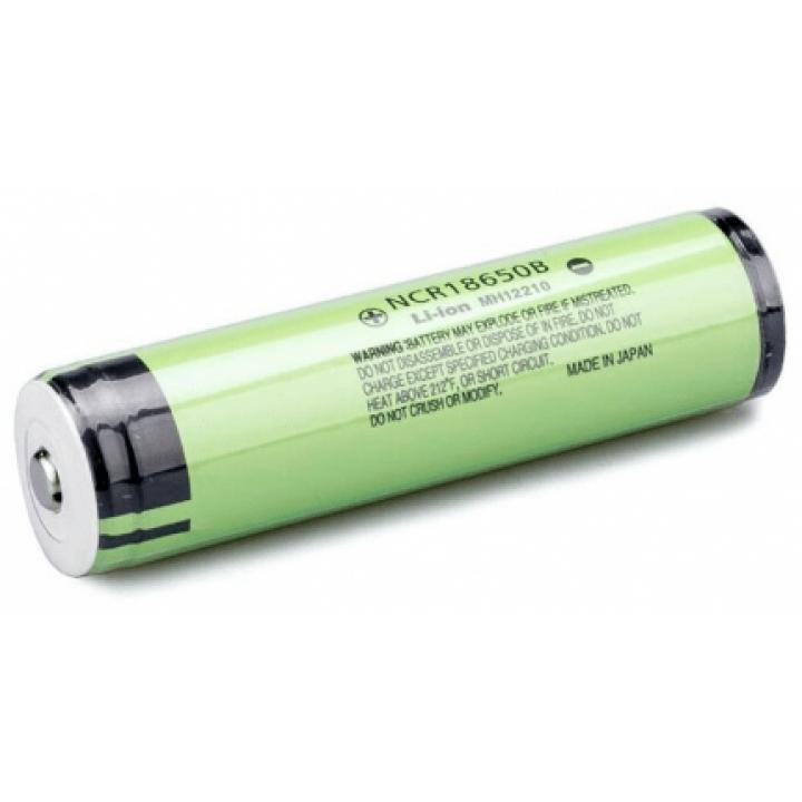 Аккумуляторы Panasonic 3400 mAh (NCR18650B) +защита