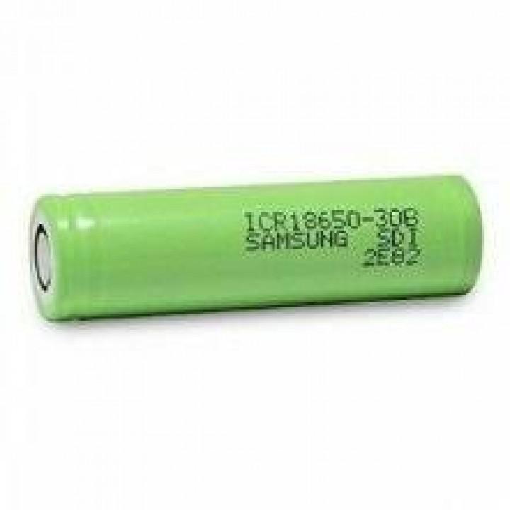 Аккумуляторы Samsung 3000mAh (INR18650-30B)