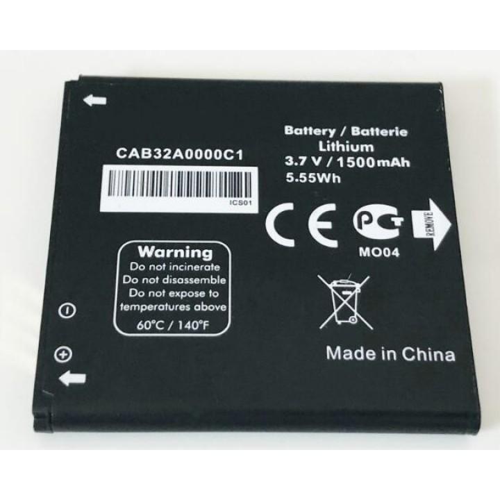 АКБ (Аккумуляторная батарея) для Alcatel One Touch 6010 (CAB32A0000C1, TliB32A)