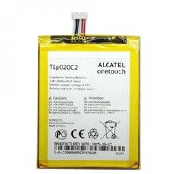 АКБ (Аккумуляторная батарея) для Alcatel One Touch 6032X IDOL (TLp020C1,TLp020C2)
