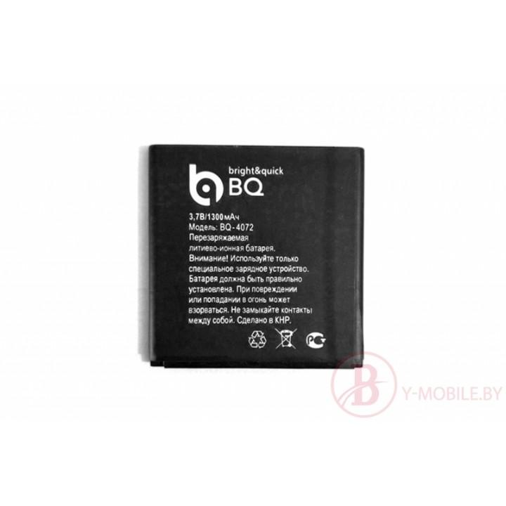 АКБ (Аккумуляторная батарея ) для телефона BQ-Mobile Strike Min (BQ-4072)