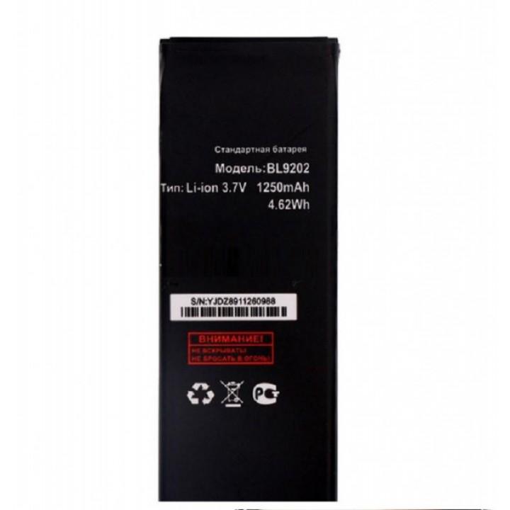 АКБ (Аккумуляторная батарея) для телефона Fly FS405 Stratus 4 (BL9202)