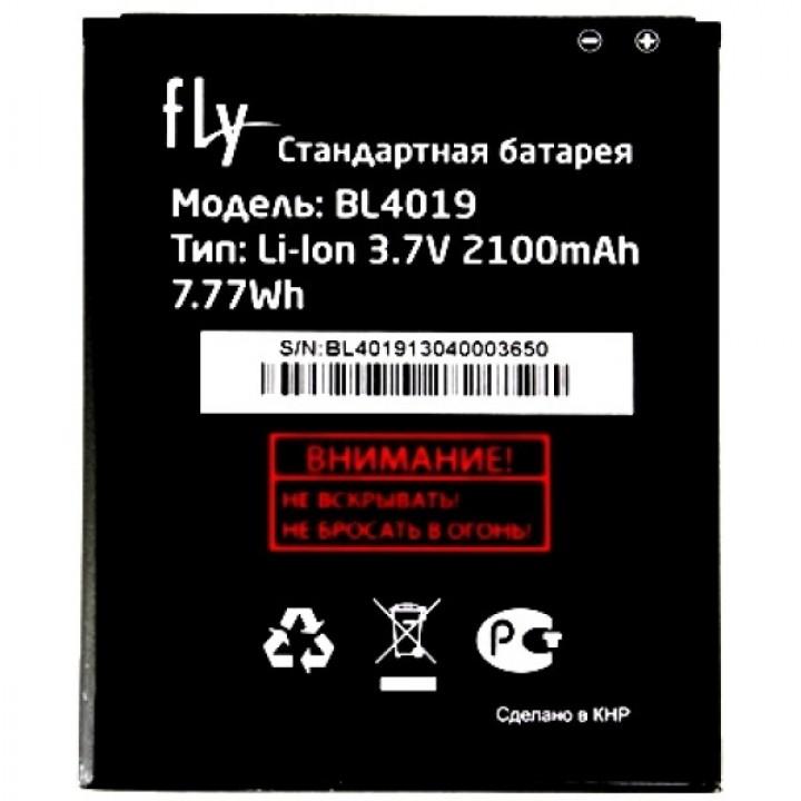 АКБ (Аккумуляторная батарея) для телефона Fly IQ446 Magic (BL4019)