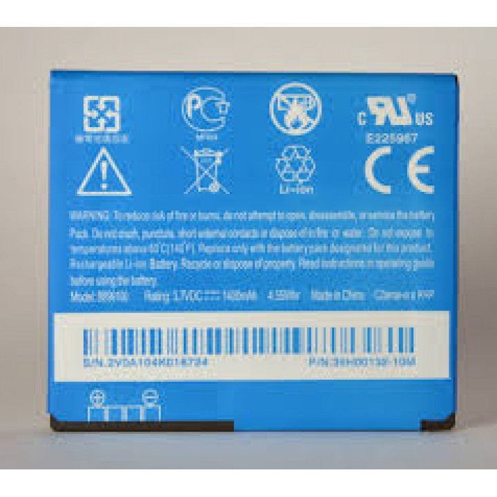 АКБ (Аккумуляторная батарея) для телефона HTC BA S410 (HTC BB99100)