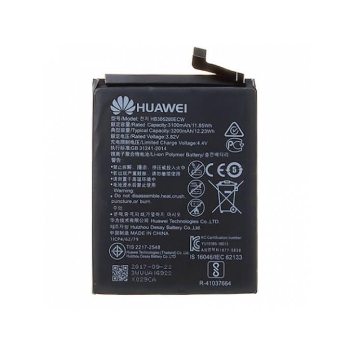 АКБ (Аккумуляторная батарея) для Huawei Ascend P10 hb386280ecw