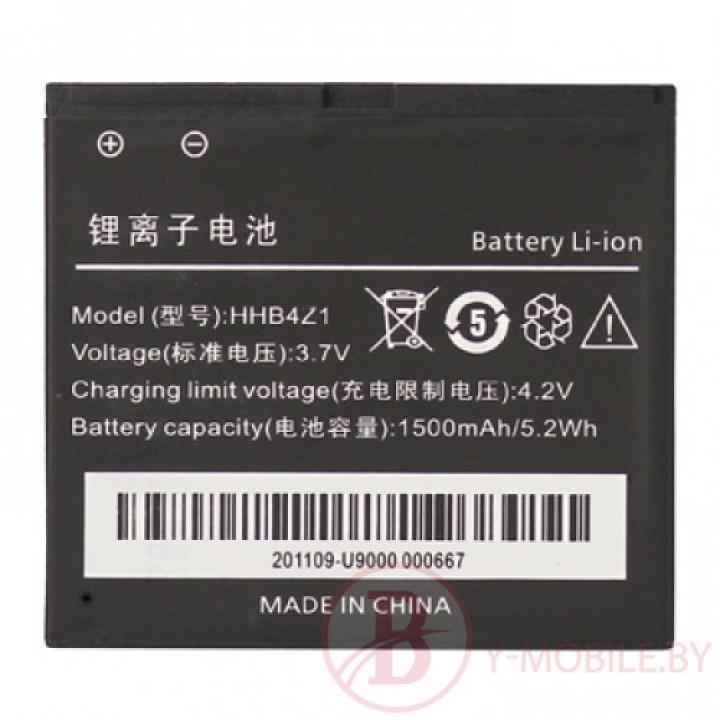 АКБ (Аккумуляторная батарея) для телефона Huawei HHB4Z1(1580 mAh)