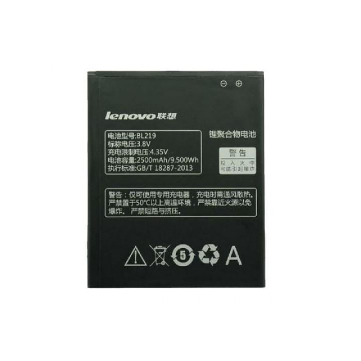 АКБ (Аккумуляторная батарея) для телефона Lenovo BL219