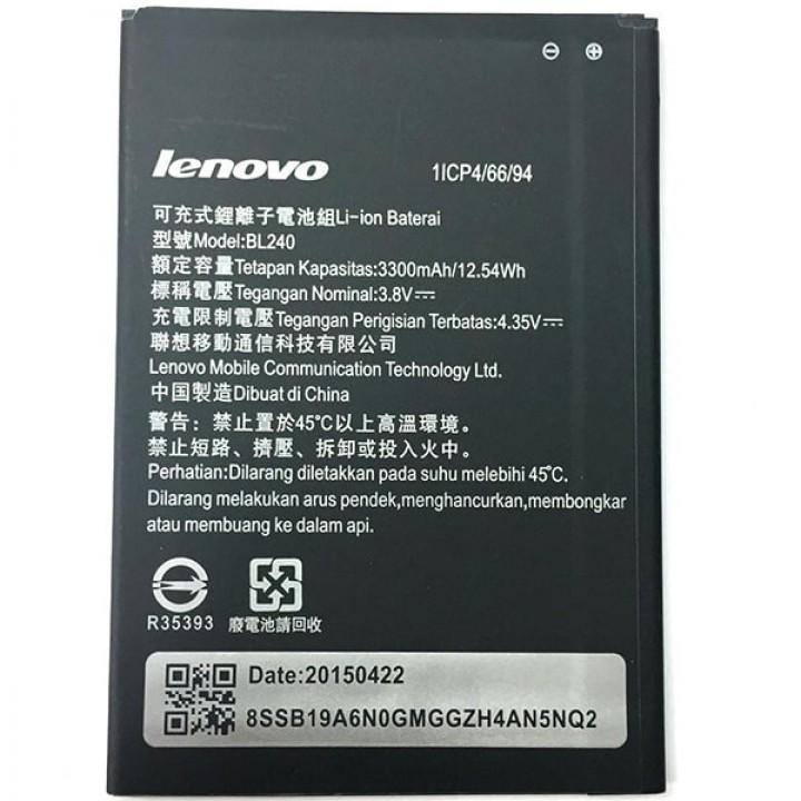 АКБ (Аккумуляторная батарея) для телефона Lenovo BL240