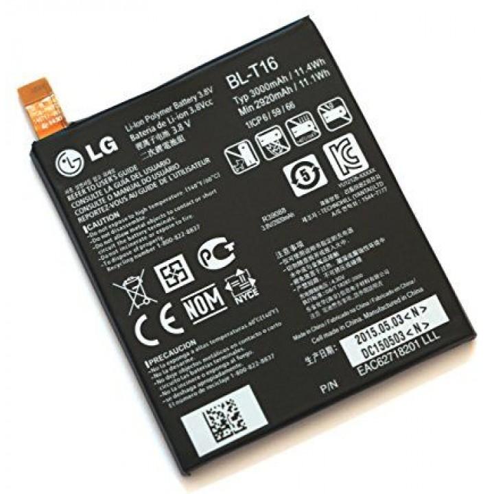АКБ (Аккумуляторная батарея) для телефона LG BL-T16 Оригинал