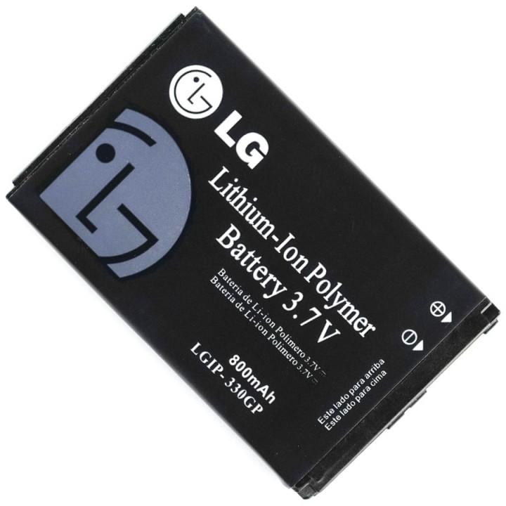 АКБ (Аккумуляторная батарея) для телефона LG LGIP-330G, LGIP-330GP