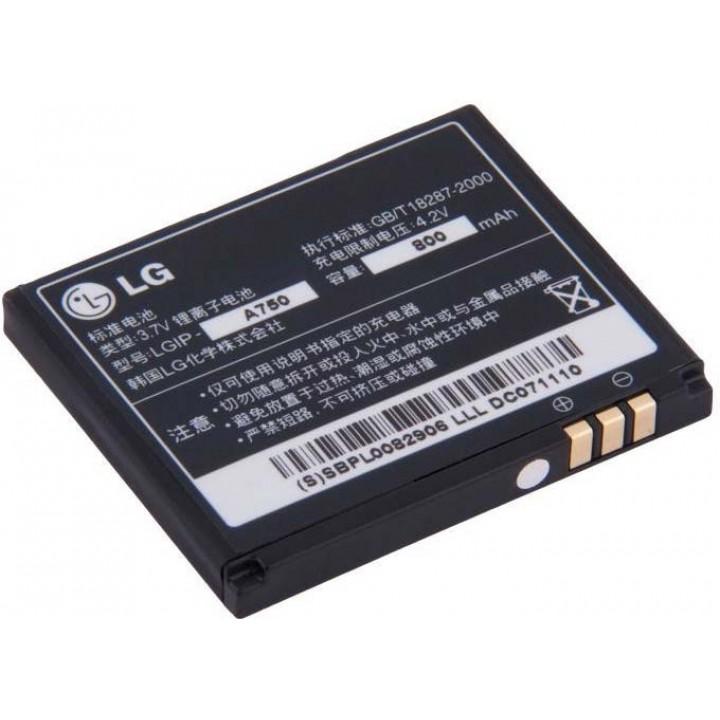 АКБ (Аккумуляторная батарея) для телефона LG LGIP-A750