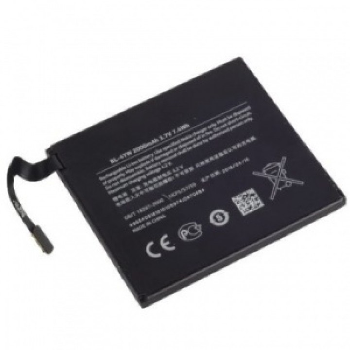 АКБ (Аккумуляторная батарея) для телефона Nokia Lumia 925 (BP-4YW)