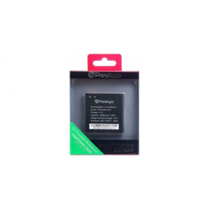 АКБ (Аккумуляторная батарея) для телефона Prestigio PAP3400BA