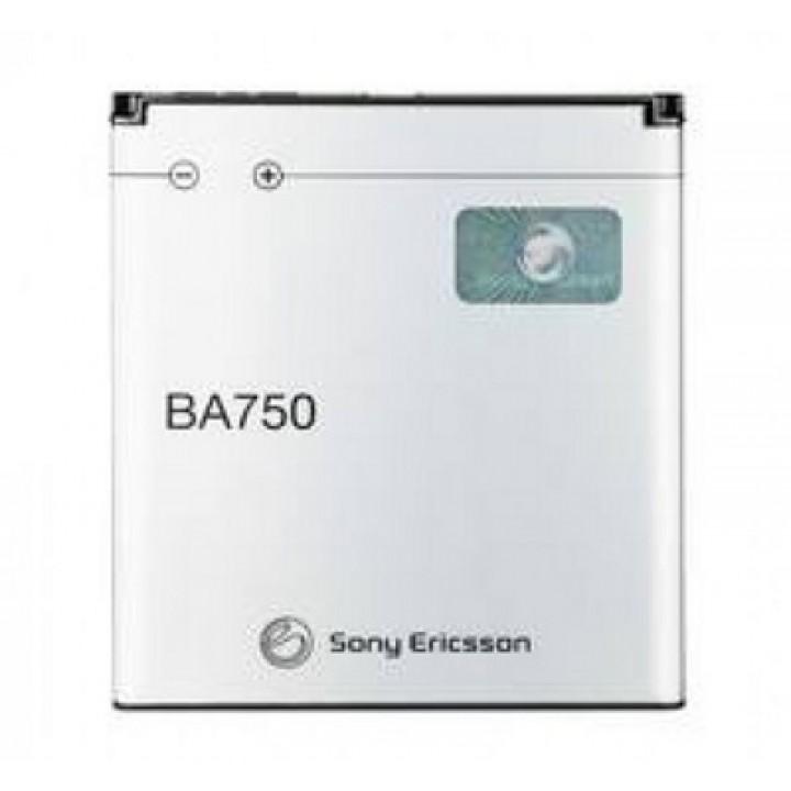 АКБ (Аккумуляторная батарея) для телефона Sony Ericsson BA-750 Original
