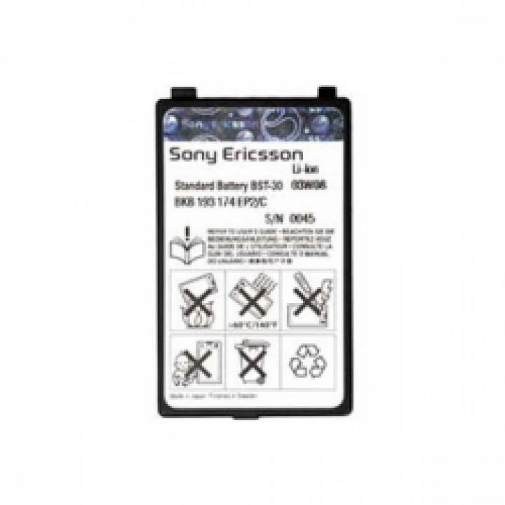АКБ (Аккумуляторная батарея ) для телефона Sony Ericsson BST-30