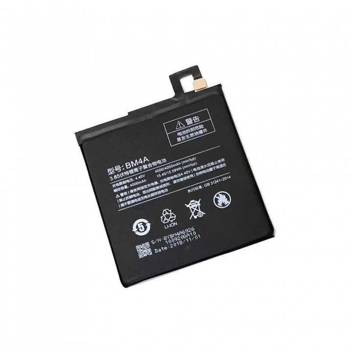 АКБ (Аккумуляторная батарея) для телефона Xiaomi Redmi Pro (BM4A)