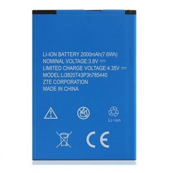 АКБ (Аккумуляторная батарея) для телефона ZTE Blade L370 (Li3820T43P3h785440)