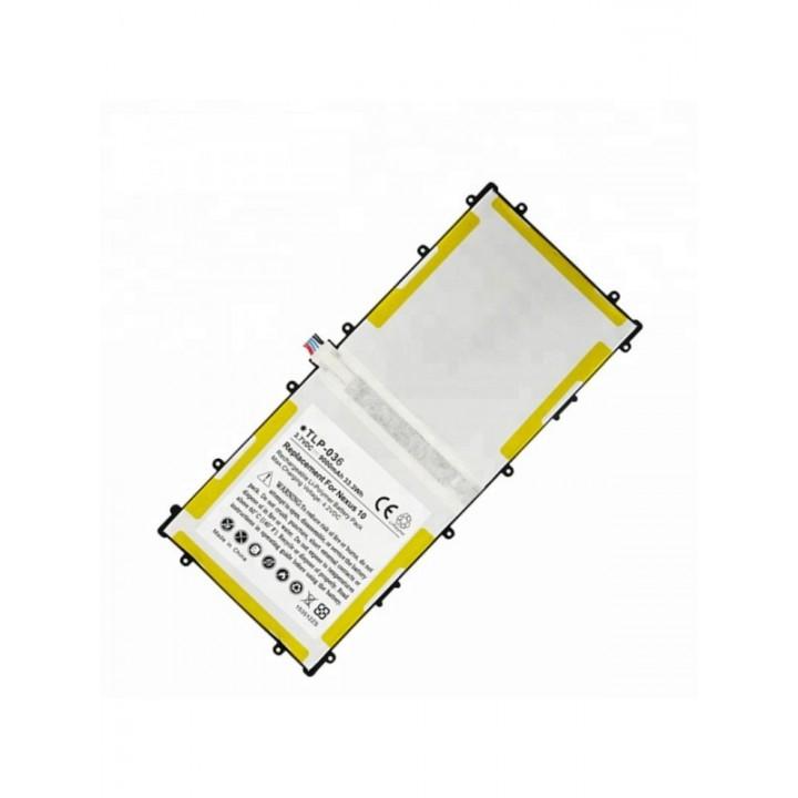 АКБ (Аккумуляторная батарея) для Samsung Nexus 10 (GT-P8110) SP3496A8H