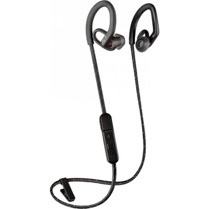 Стерео Bluetooth гарнитура Plantronics BackBeat FIT 350 (черный)