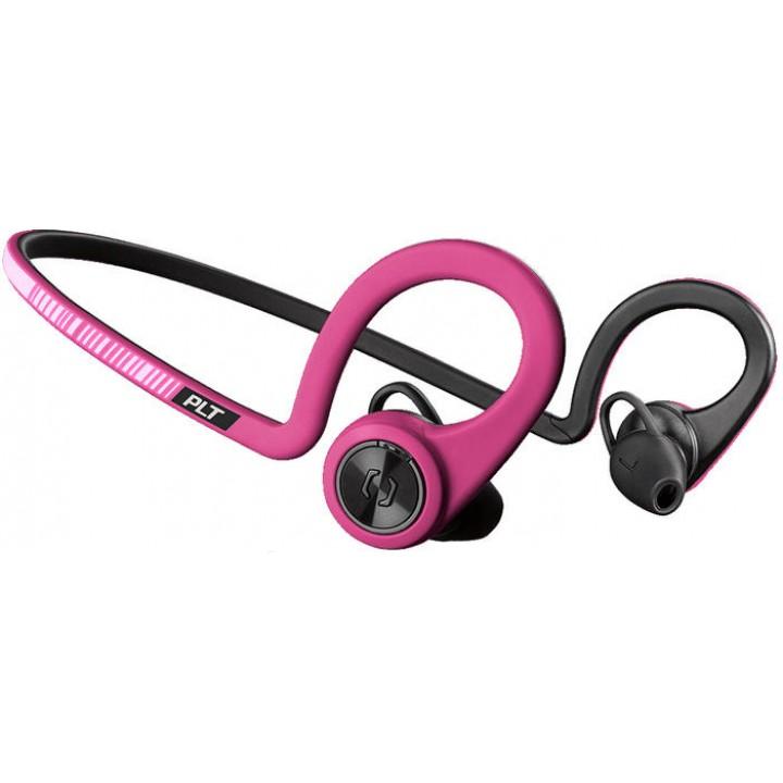 Bluetooth гарнитура Plantronics BackBeat FIT розовый (206003)