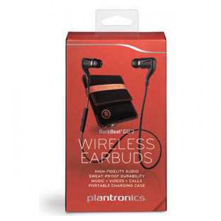 Bluetooth гарнитура Plantronics BackBeat GO 2 Charging Case