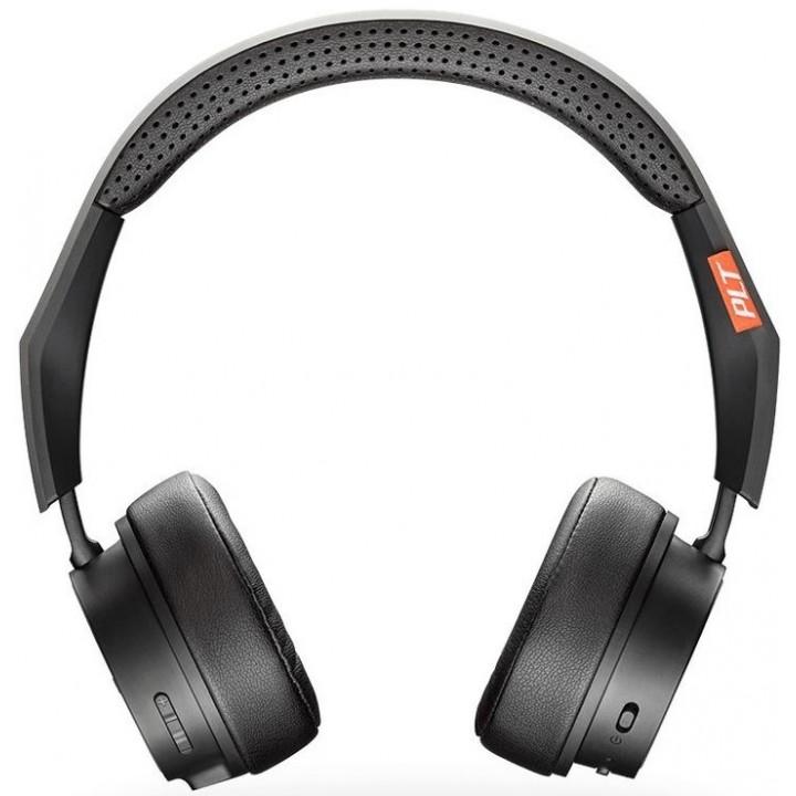 Стерео Bluetooth гарнитура Plantronics Backbeat 505 черный (208908)