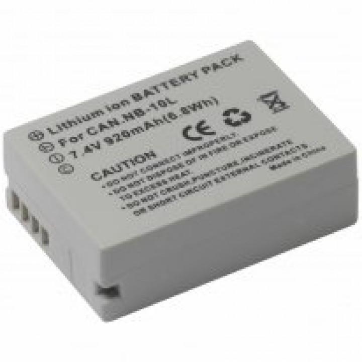 АКБ (Аккумуляторная батарея) для фотоаппаратов Canon NB-1LH