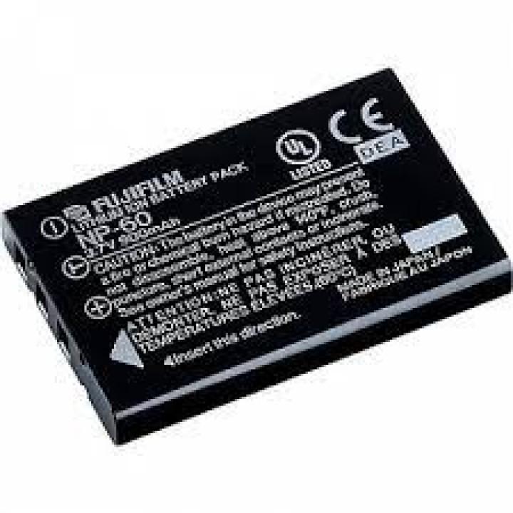 АКБ (Аккумуляторная батарея) для фотоаппаратов FujiFilm NP-60
