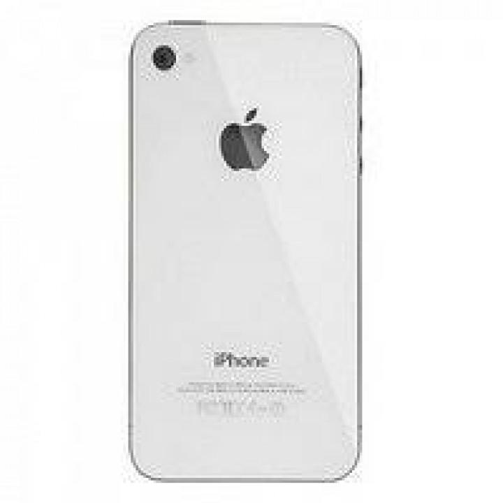 Задняя крышка (стекло) для Apple iPhone 4G белый