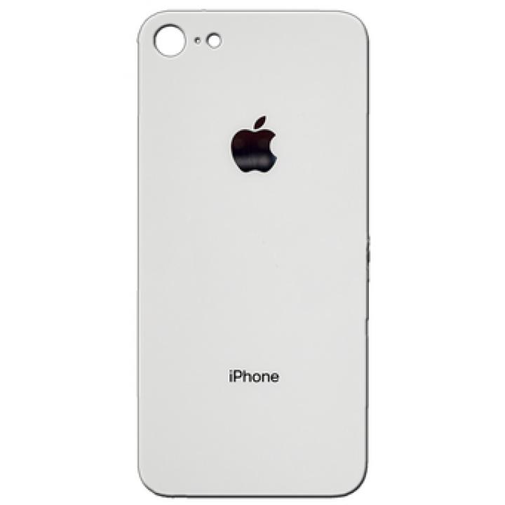 Задняя крышка (стекло) для Apple iphone 8G белый