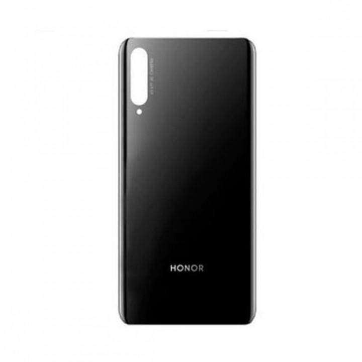 Задняя крышка (стекло) для Huawei Honor 9X Pro (полночный черный)