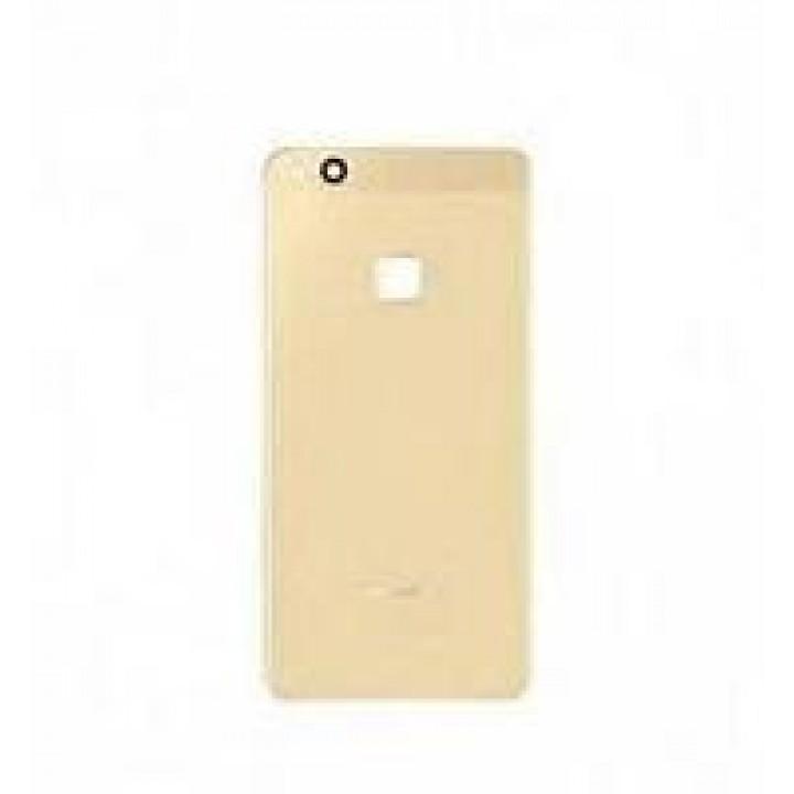 Задняя крышка (стекло) для Huawei P10 lite (золото)