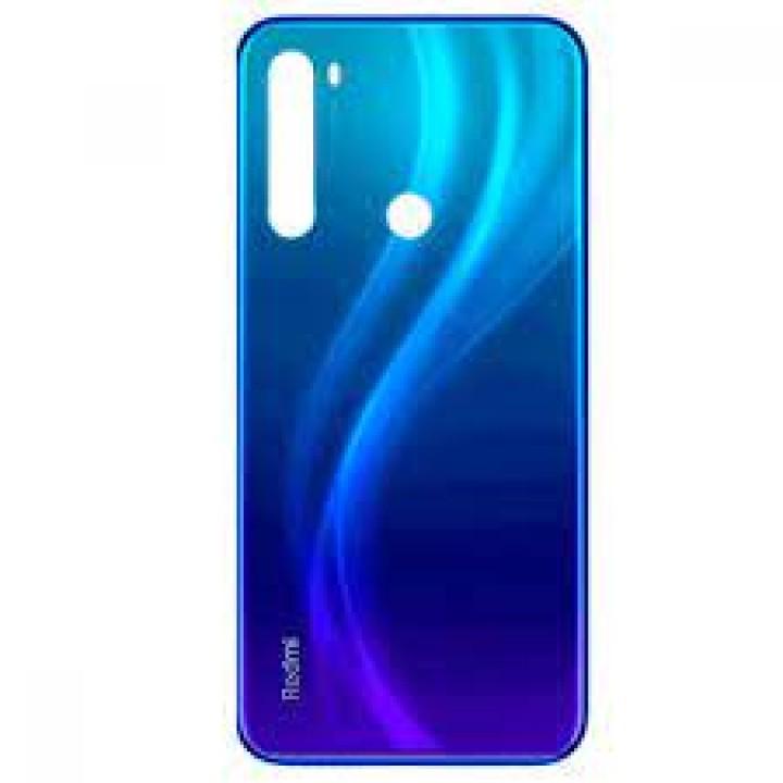 Задняя крышка (стекло) для Xiaomi Redmi Note 8T международная версия (синий)