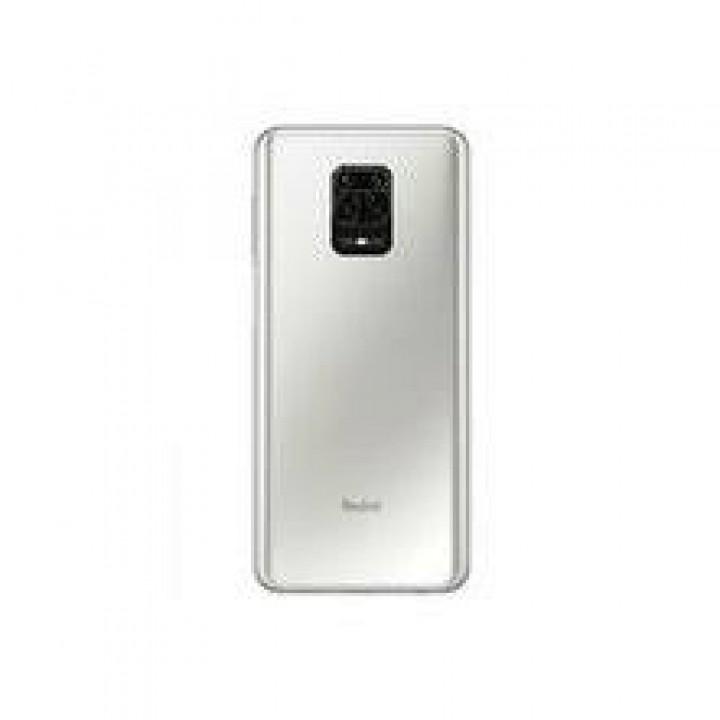 Задняя крышка (стекло) для Xiaomi Redmi Note 9S (белый)