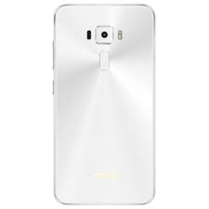 Задняя крышка (стекло) для ASUS ZenFone 3 ZE520KL (Moonlight White)