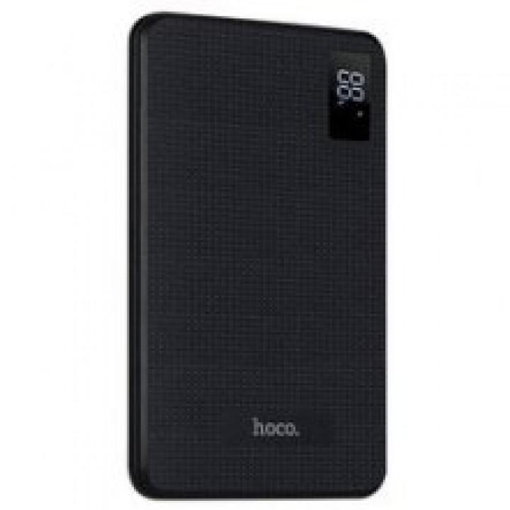 Портативное зарядное устройство Hoco B24 (черный)