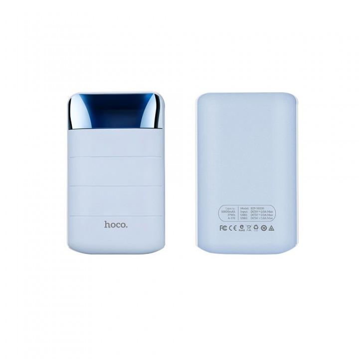 Портативное зарядное устройство Hoco B29-1000 (голубой)