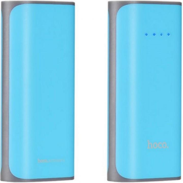 Портативное зарядное устройство Hoco TINY B21-5200 (синий)