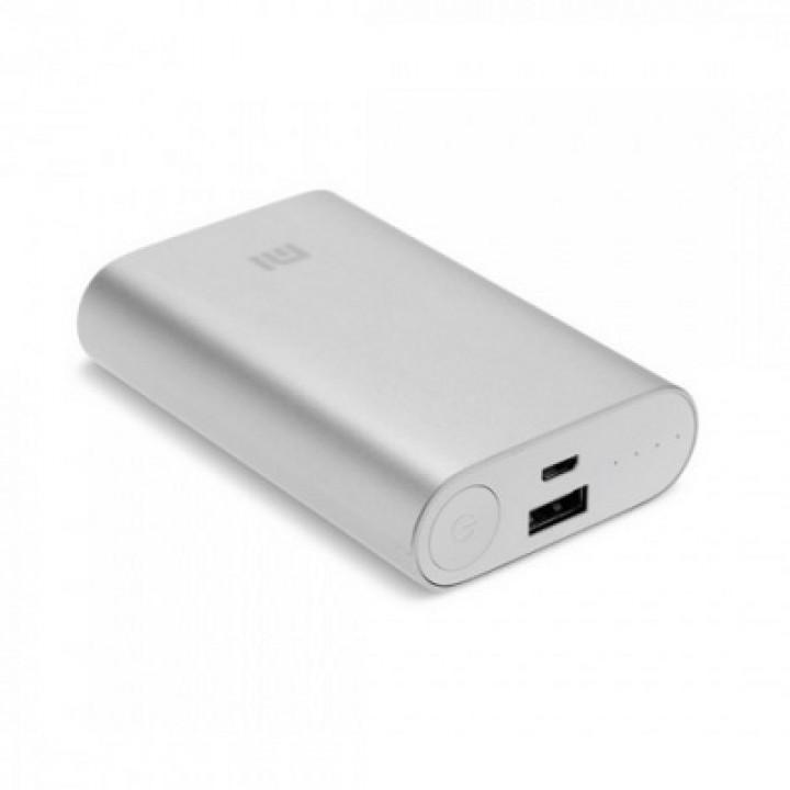 Портативное зарядное устройство Xiaomi Mi Power Bank 10000mAh (NDY-02-AN)