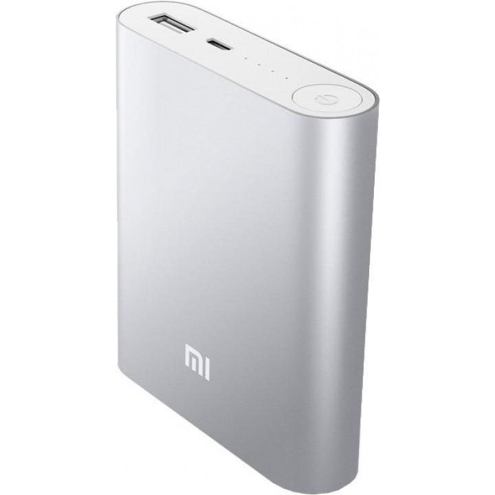 Портативное зарядное устройство Xiaomi Mi Power Bank 10400mAh (NDY-02-AD)