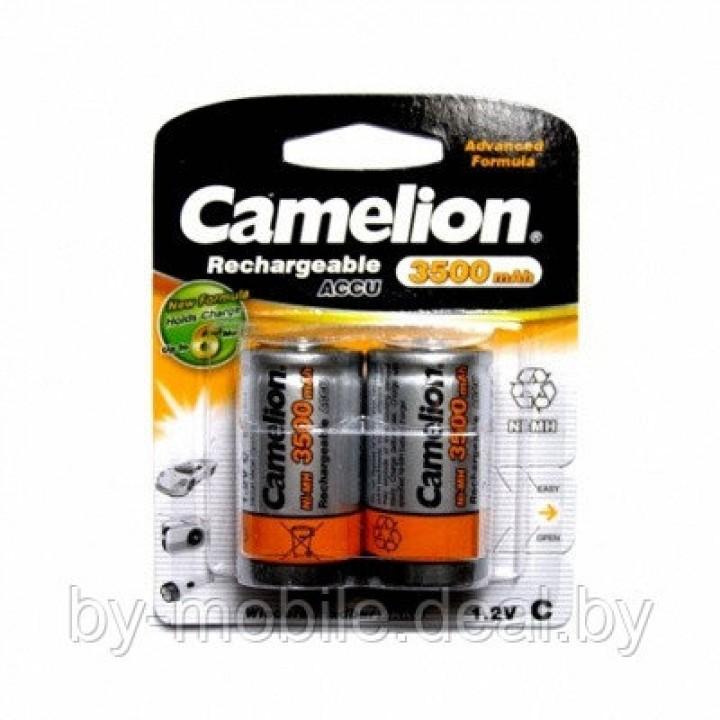 Аккумулятор Camelion C(R14) 3500 mA Ni-Mh (2шт. в одной упаковке)