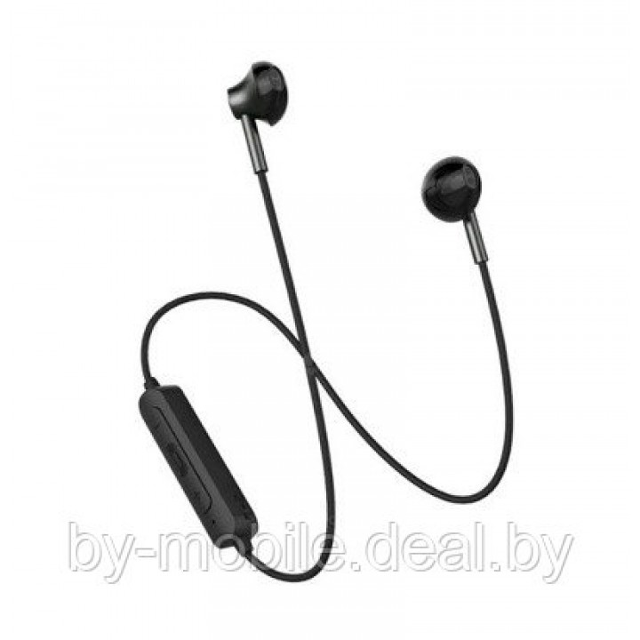 Стерео Bluetooth гарнитура Borofone BE19 (черный)