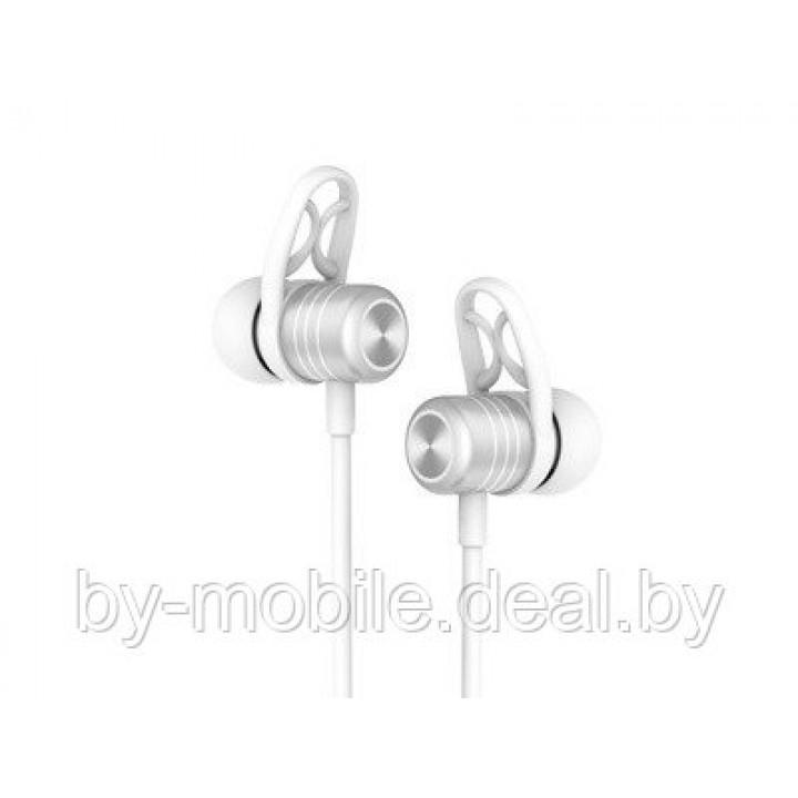 Стерео Bluetooth гарнитура Hoco ES14 (серебристый)