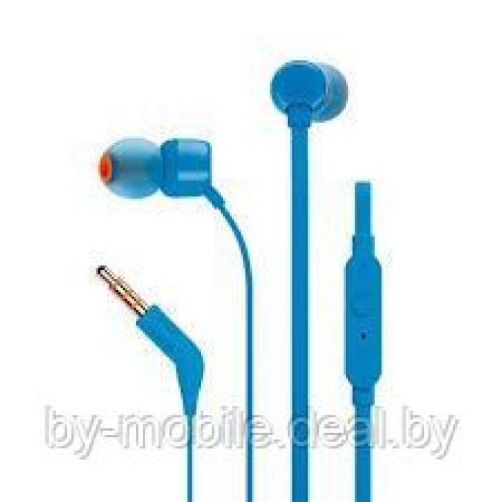Наушники JBL Tune 110 (синий)